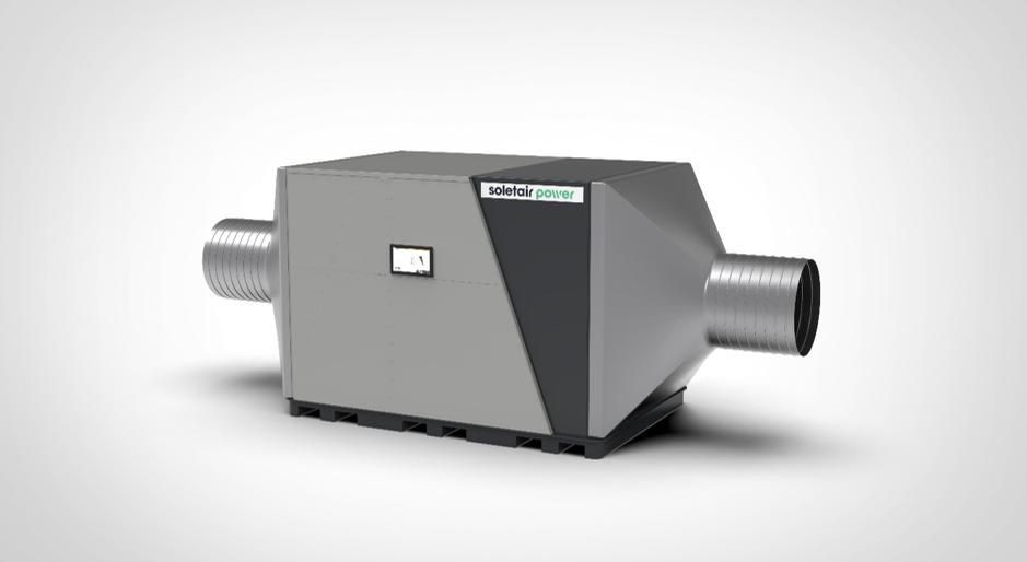 Soletair Power device