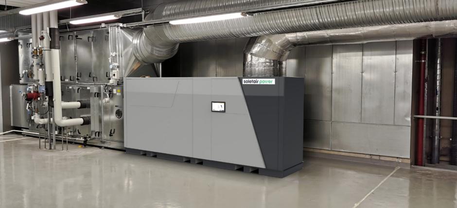 Soletair Power System