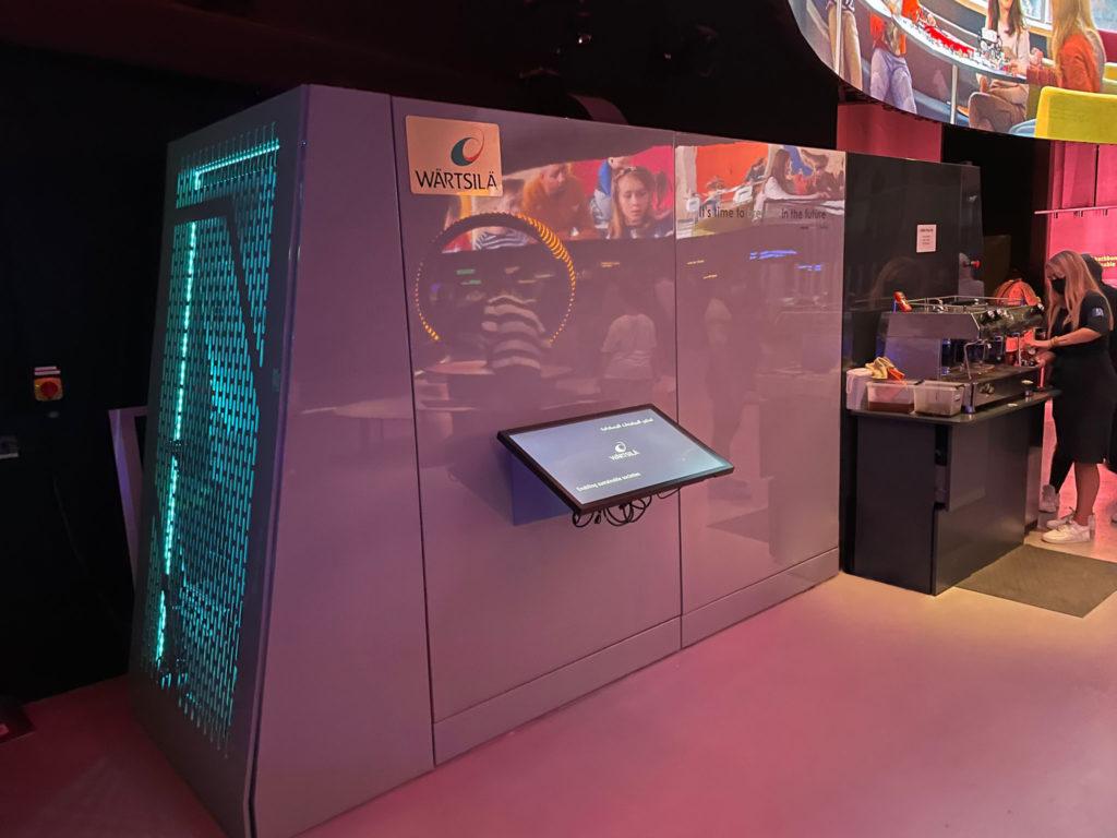 Soletair Power Power to X unit at EXPO 2020 Dubai